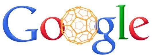 8. Google Buckyball Doodle