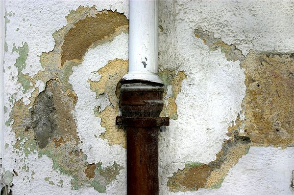 Eliminate or Repair Water Damage and Stains