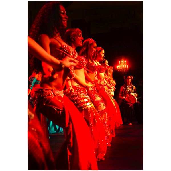 The Belly Dance Superstars