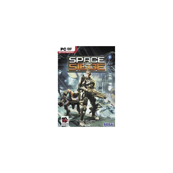 Space Siege Review - Space Siege is a Sci-Fi Based RPG, Similar to Dungeon Siege.