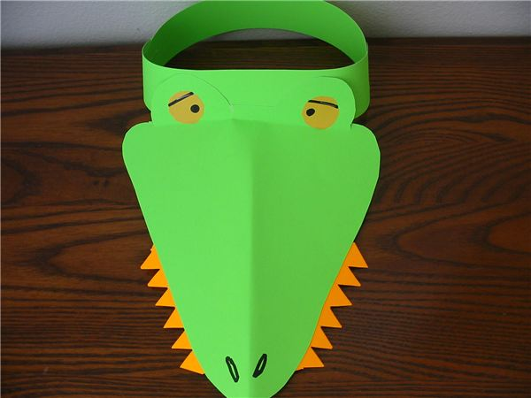 Gator Visor Craft