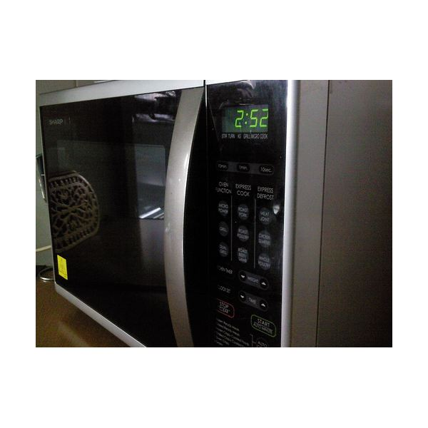 Microwave Image Credit To Https Www Flickr Photos