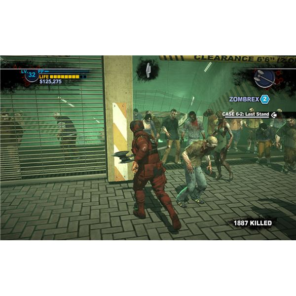 Dead Rising 2 - Case 6-1 - The Gas Zombies