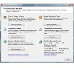 User Interface of SUPERAntiSpyware Free