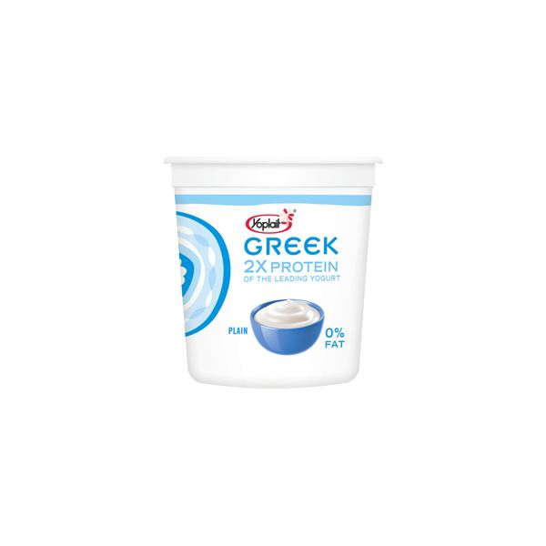 The Benefits of Greek Yogurt: A Look at the Nutrition Facts of Greek Yogurt