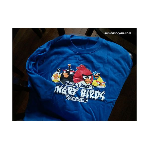 Angry Birds took over the portable gaming world and is one of the top Apps for the iPod Touch