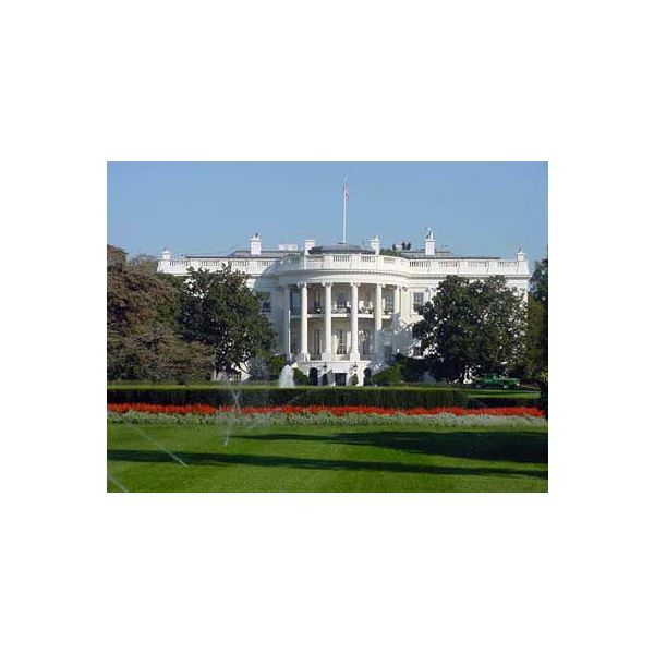 Facts About the White House: Construction & History of the White House