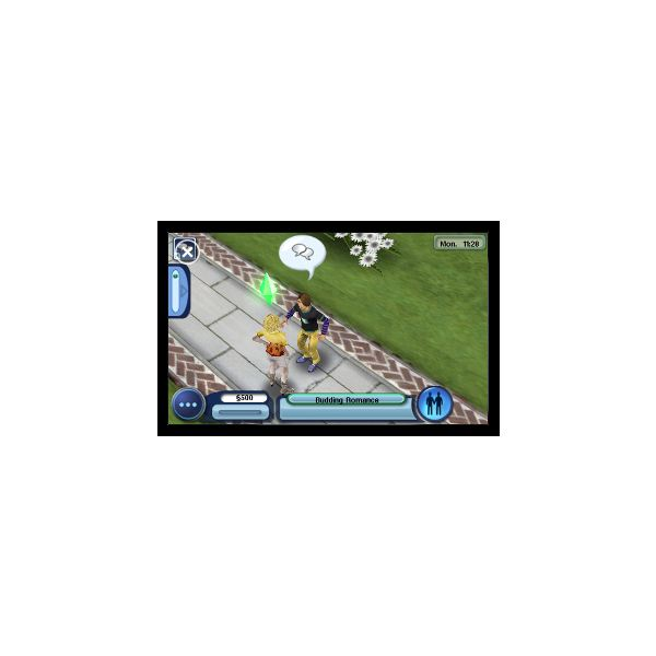 Windows Phone 7 Xbox LIVE games The Sims 3