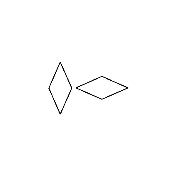 Rhombus (in the Public Domain)