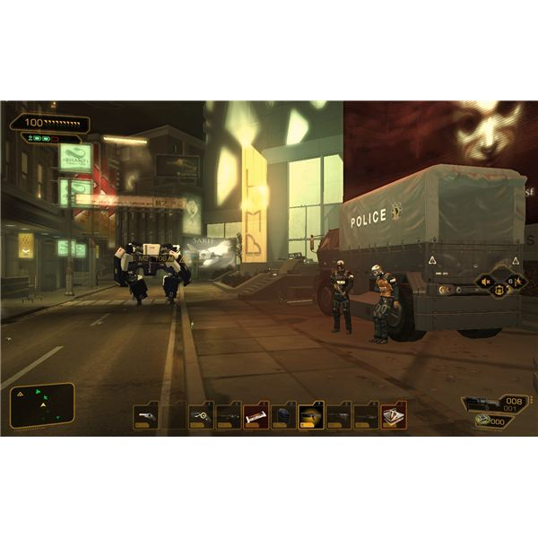 Deus Ex: Human Revolution Walkthrough - The Convention Center and Sandoval's Base