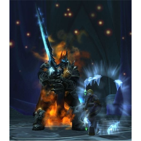 Against the Lich King