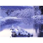 collection-winter-backgrounds-lake