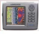 Lowrance - HDS-5 Fishfinder GPS Chartplotter