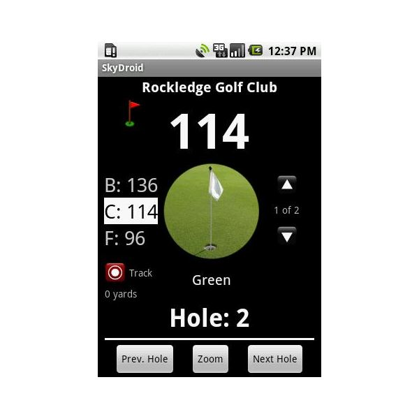 SkyDroid-best golfing app-pic