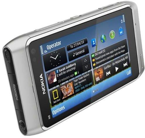 Nokia N8 UI