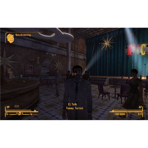 Fallout: New Vegas Side Quest Guide - Talent Pool