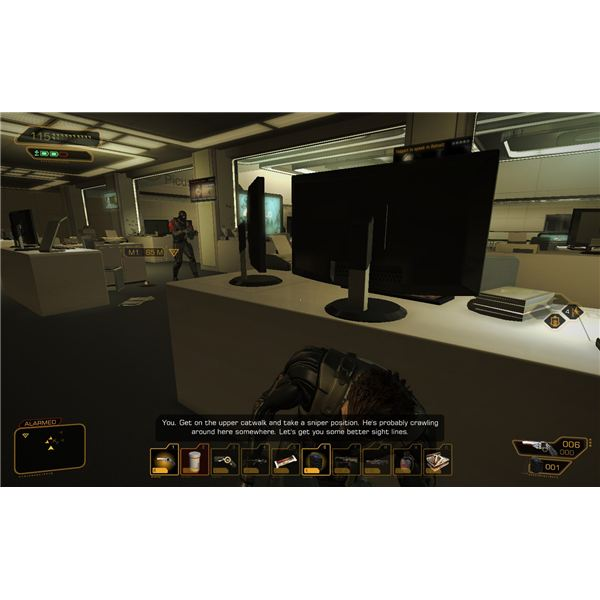 Deus Ex: Human Revolution Guide - Picus Communications in Montreal