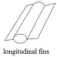 finnedtubes longitudinal