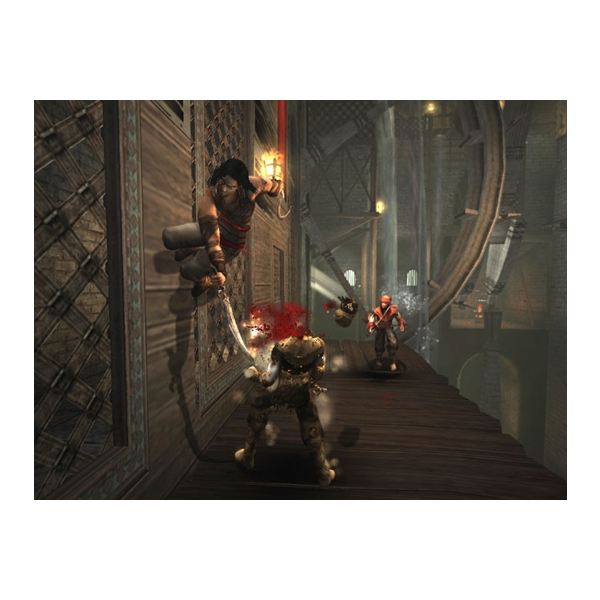 prince-of-persia-warrior-within running on the wall