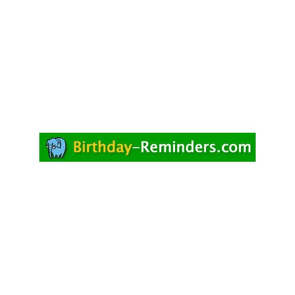 stop missing birthdays with these free birthday database software