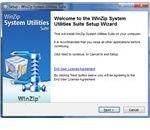 WinZip System Utilities Setup Wizard