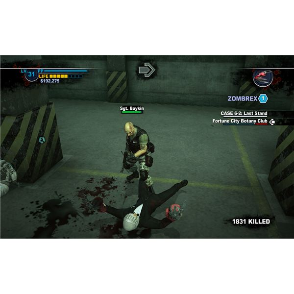 Dead Rising 2 - Case 6-2 - Last Stand and Sgt. Boykins