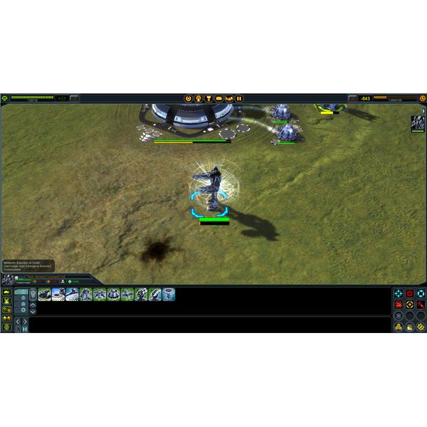 The Quickest Way to Lose In Supreme Commander: ACU Death