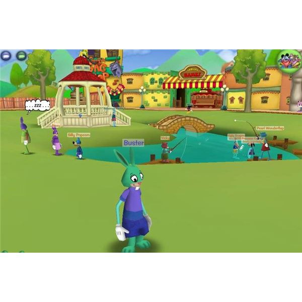 Guide to toontown online 39 s toontown central for Toontown fishing guide
