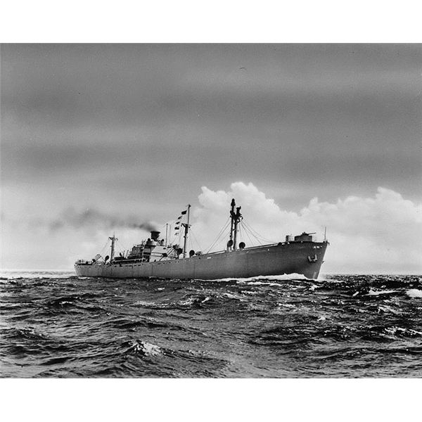 History of the Liberty Ships from World War 2: The Fatally Flawed Ships