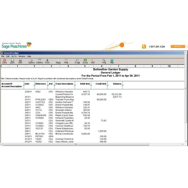 Will Sage Peachtree Accounting have the features you need?