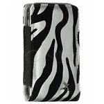 Safari Zebra Vertical Pouch