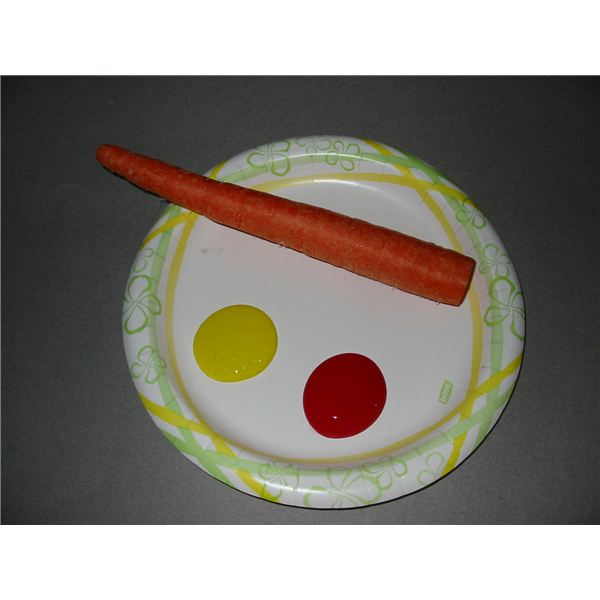 Preschool Carrot Craft: Two Ideas for the Classroom