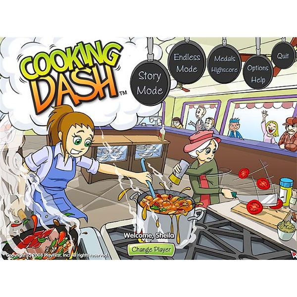 Helpful Hints and Strategy Tips for the Cooking Dash Game -  How to Improve your Time Management Game Play, Earn Bonuses and Achieve High Scores, Boost Customer Mood