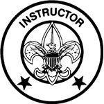 Boy Scout - Instructor Patch
