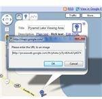 Paste URL into Dialog Box