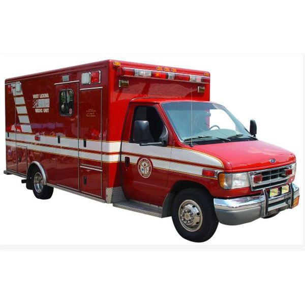 Teaching About Ambulances: Preschool Song and Activity