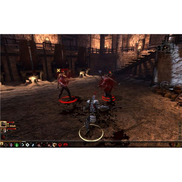 Dragon Age 2 Walkthrough - To Catch a Thief - The Battle at the Foundry