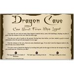 The Dragcave cave entrance