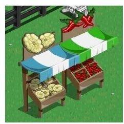 FarmVille Market Stalls