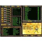 Fallout 2 Character Creation