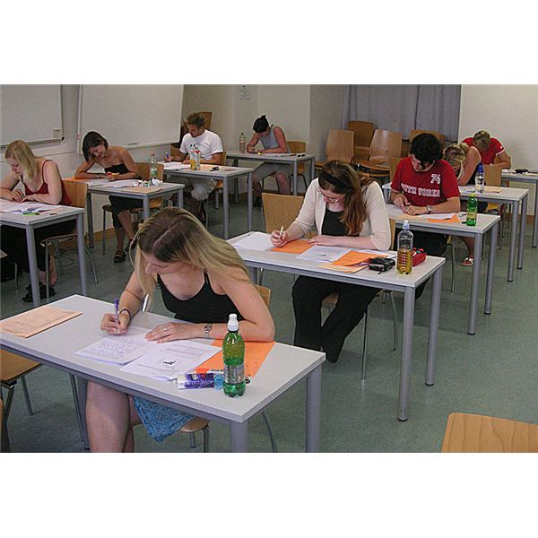 Take a College Placement Practice Test for Free