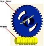 Self Locking Worm Gear