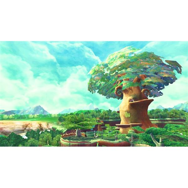 Skyward Sword will take players into a new journey across a vast, vibrant world.