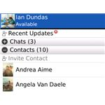 bbm invite contacts
