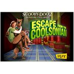 Free Online Scooby Doo Games--Escape from the Coolsonian