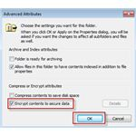 How to Encrypt Files in Windows 7