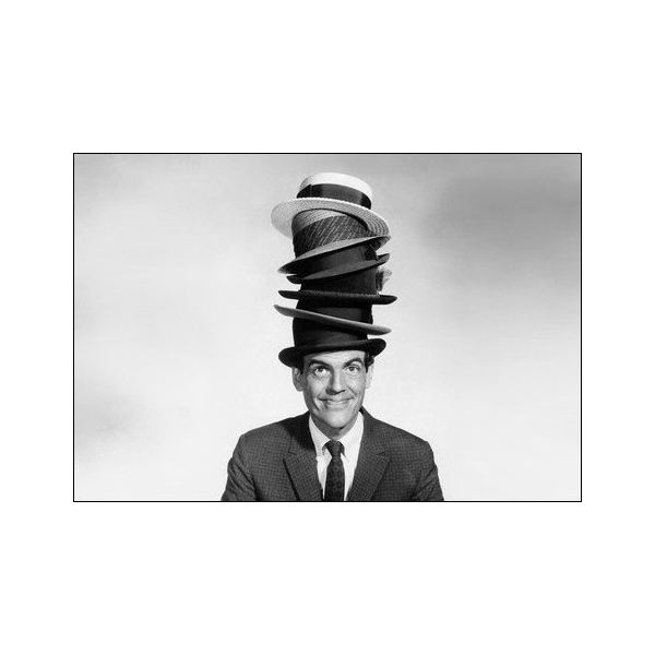 Many Hats Equals Many Ideas