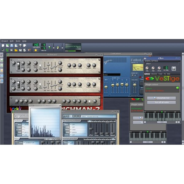 LMMS Review: Linux MultiMedia Studio