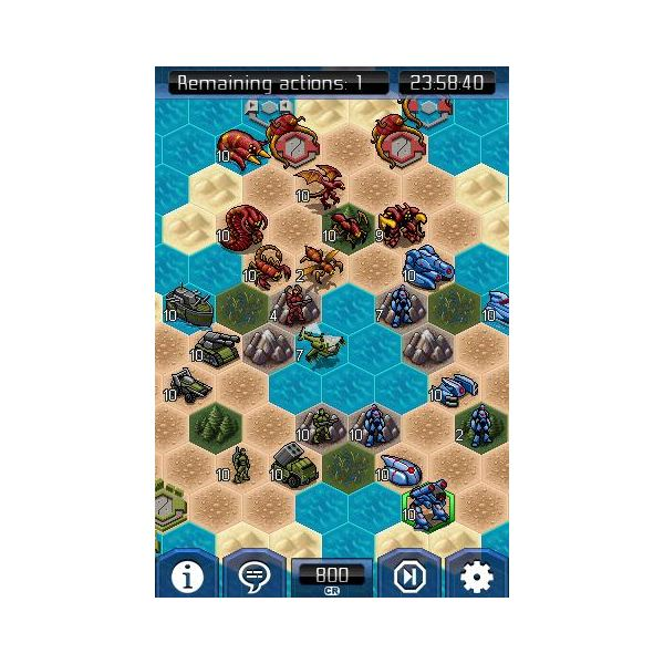 Uniwar - One of the Most Downloaded Android Strategy Games