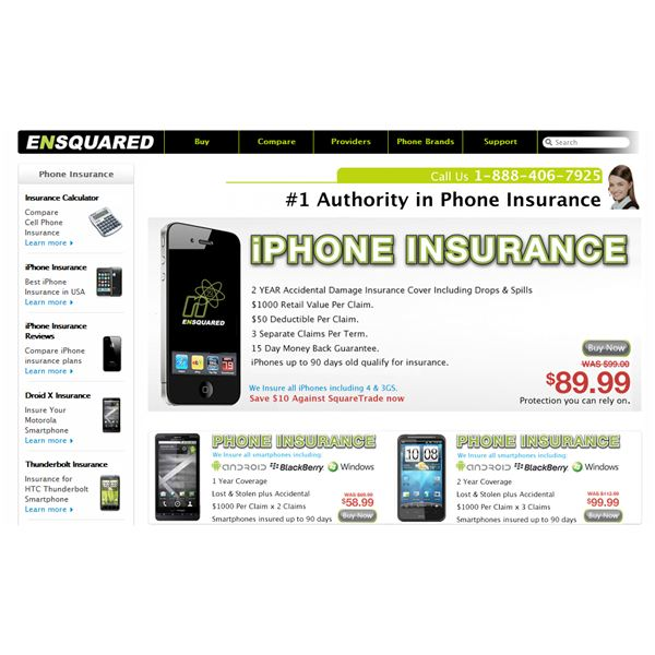 Top Cell Phone Insurance Offers in the USA